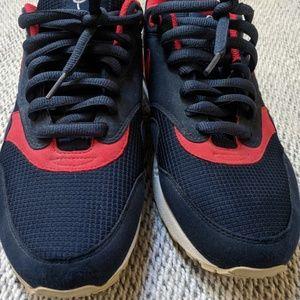 Nike Air Max 1 Obsidian Sport Red Omega Pack